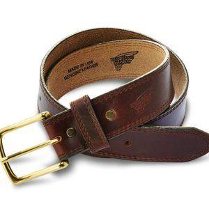Red Wing Belt Brown 96511~44